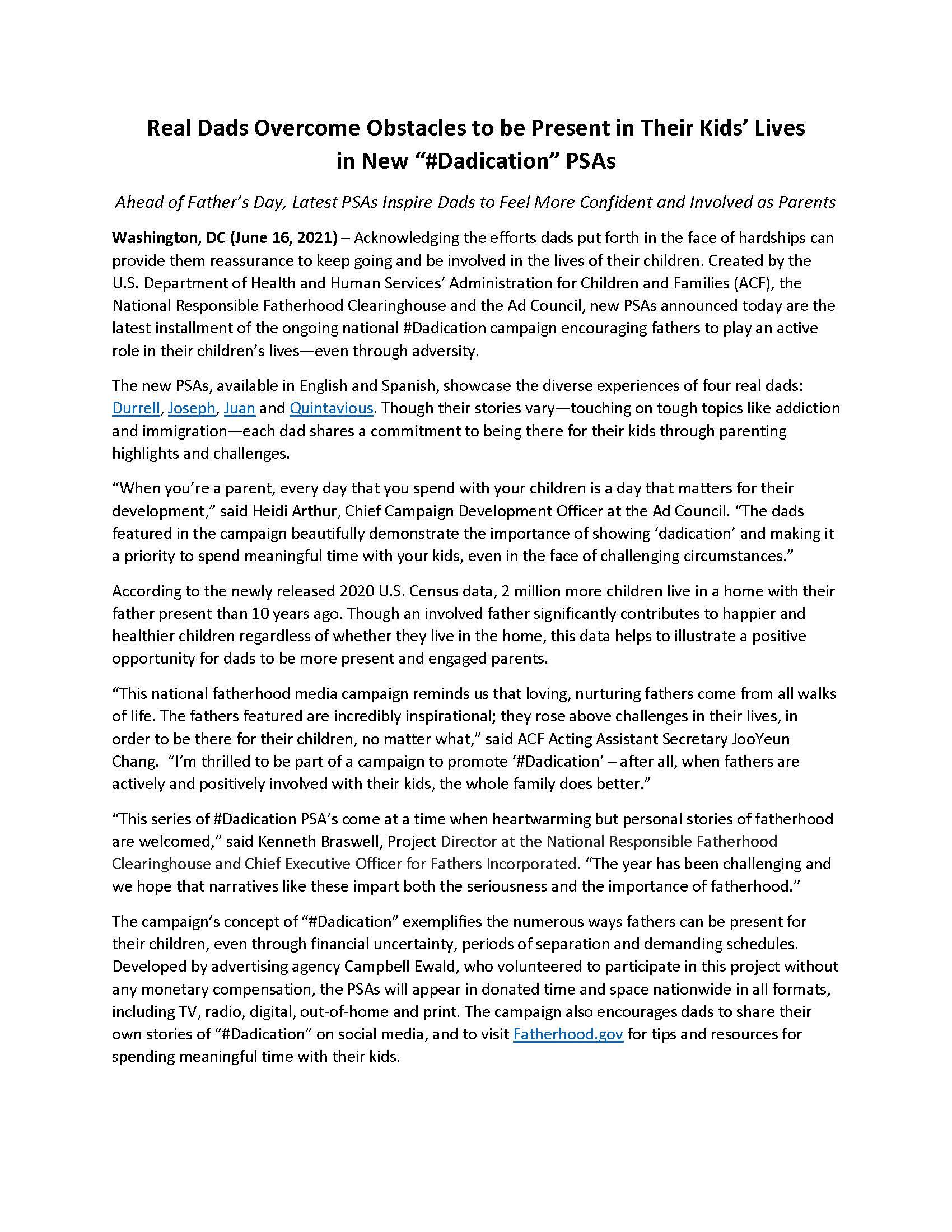 Fatherhood June 2021 Press Release_FINAL_Page_1